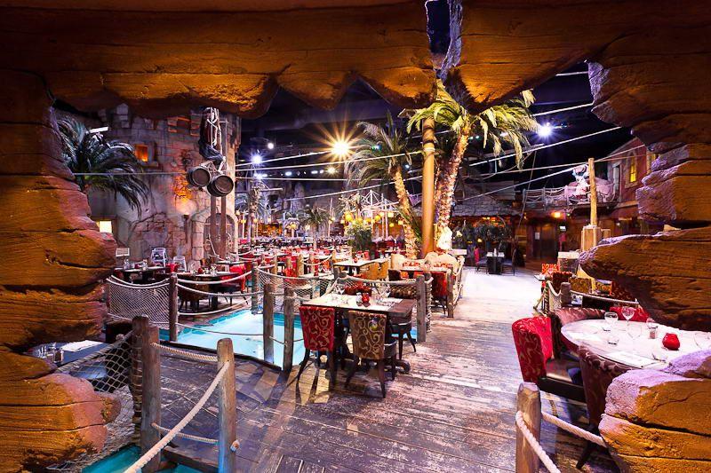 Il ristorante del porto